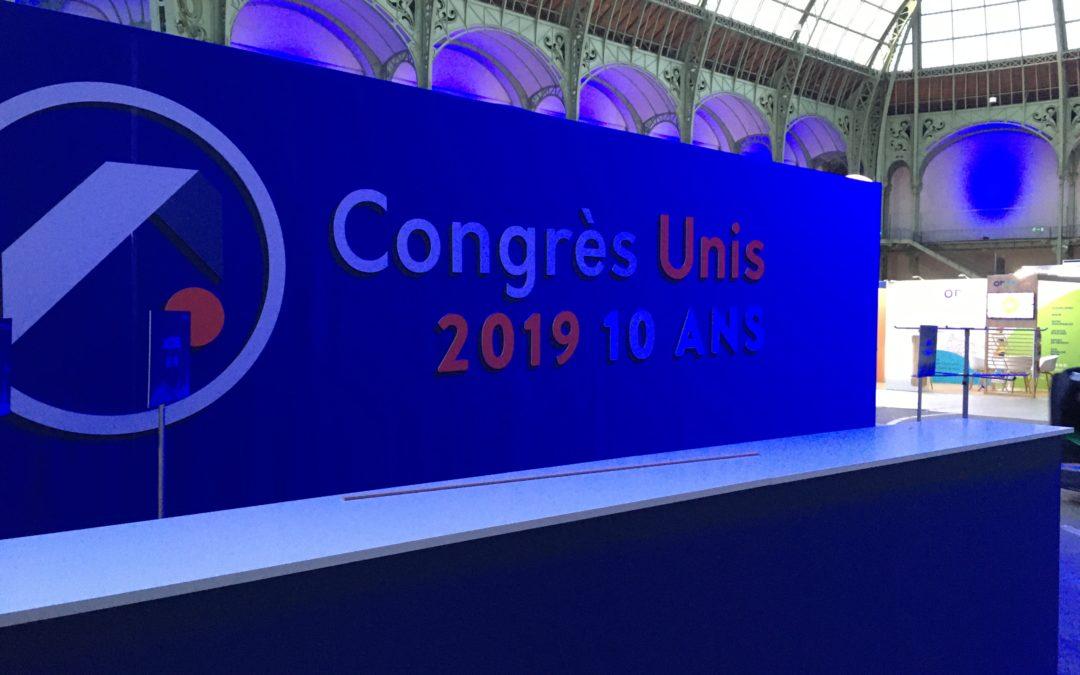 Congrès de l'Unis – Novembre 2019