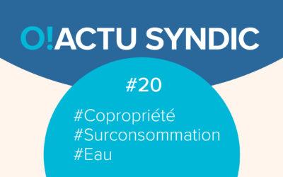 O ! Syndic #20 – Surconsommation d'eau que faire ?